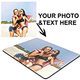 Best Mousepad Stains - InterestPrint Personalized Mouse Pad Mat Rectangle Rubber Mousepad Review