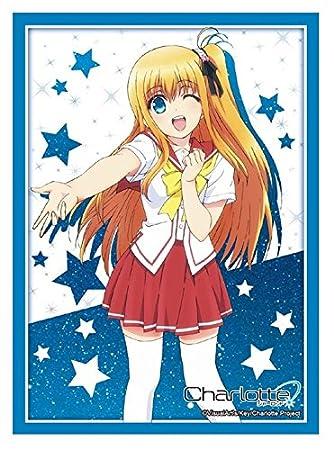 Charlotte Yusa Nishimori Card Game Character Sleeve Collection HG Vol947 Anime Girl Yusarin Idol