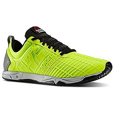 reebok s crossfit sprint trainer neon