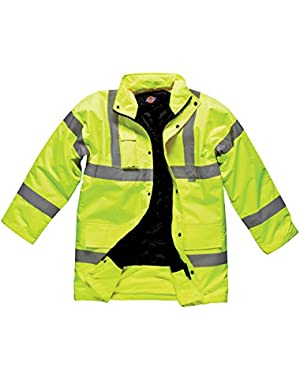 Premium Motorway Hi Vis Jacket / Mens Workwear