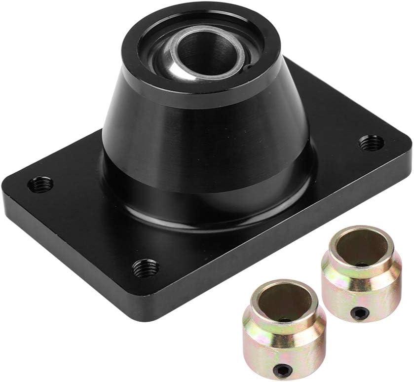 Negro KIMISS Cambio r/ápido de cambio corto del coche de Aleaci/ón de aluminio para 106