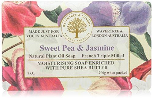 Sweet London (Australian Soapworks Wavertree & London 200g Soap - Sweet Pea & Jasmine)
