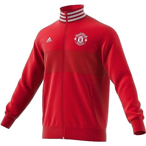 adidas MUFC PRE JKT Ligne Manchester United FC Sweatshirt