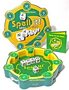 Spell It! Spell to Win with Dice