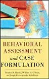 img - for Behavioral Assessment and Case Formulation book / textbook / text book