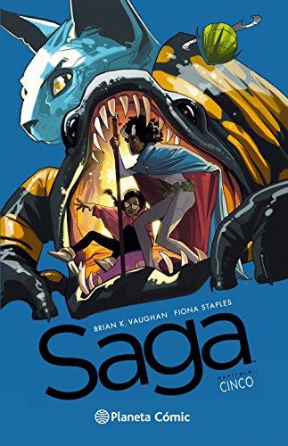 Descargar Libro Saga 5 Brian K.%vaughan