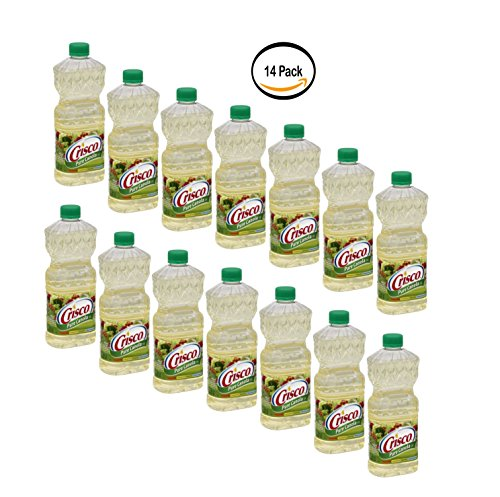 PACK OF 14 - Crisco Pure Canola Oil, 48 fl oz