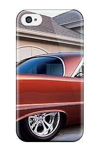 Excellent Design Chrysler Phone Case For Iphone 4/4s Premium Tpu Case