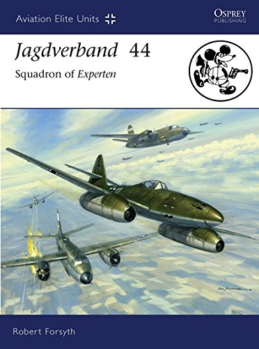 Jagdverband 44 Squadron Experten Aviation product image