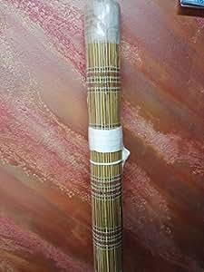 Arella in Bamboo cortina de caña Fine con Polea 2x 3,00mt ombreggiante
