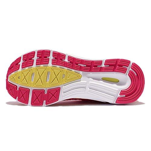 Puma Speed Ignite Netfit Frauen Laufschuhe Damen Sneakers rosa gelb weiß