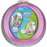 Kalencom 2-in-1 Potette Plus, Pink