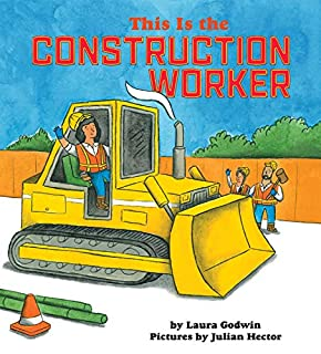 Book Cover: This Is the Construction Worker