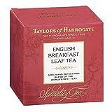 Taylors of Harrogate English Breakfast Leaf Tea, Loose Leaf, 4.41 Ounce Box 125g