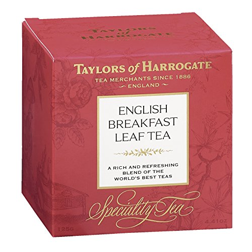 Taylors of Harrogate English Breakfast Loose Leaf, 4.41 Ounce Carton