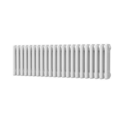 HB Signature Alpha - Radiadores de columna horizontal (300 mm x 999 mm, 3