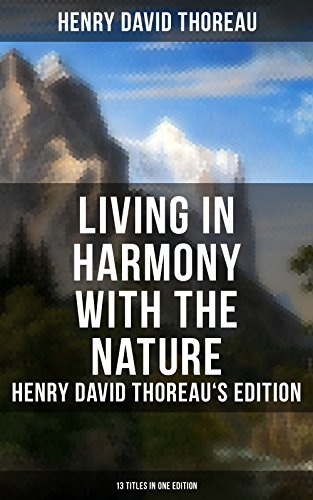 the power of nature in walking by thoreau Walking can be so much more then, well, walking listen to thoreau.