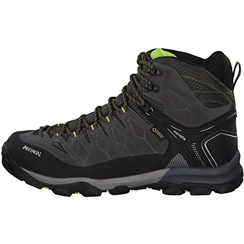 Chaussures Basses Homme Anthrazit lime Meindl Pour H7YdW4Yq