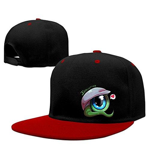 [Hip Hop JACKSEPTICEYE Unisex Vintage Snapback] (Jumbo Hip Hop Adult Hat)