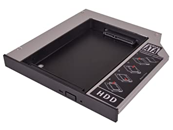Adaptador Universal HDD/SSD, 2 HDD Caddy para Disco Duro SATA 2,5 ...