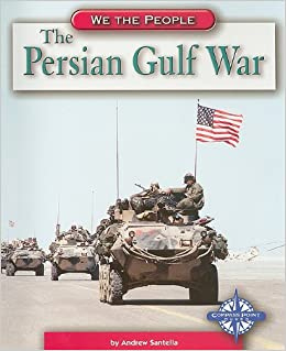Persian gulf war books