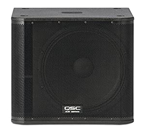 Qsc Powered Subwoofer : qsc kw181 1000 watts powered subwoofer musical instruments ~ Vivirlamusica.com Haus und Dekorationen