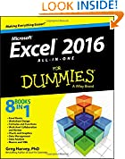 #3: Excel 2016 All-in-One For Dummies