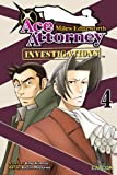 Miles Edgeworth: Ace Attorney Investigations 4, Kenji Kuroda, 1612620973