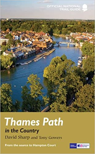 Thames Path guidebook (National Trail)
