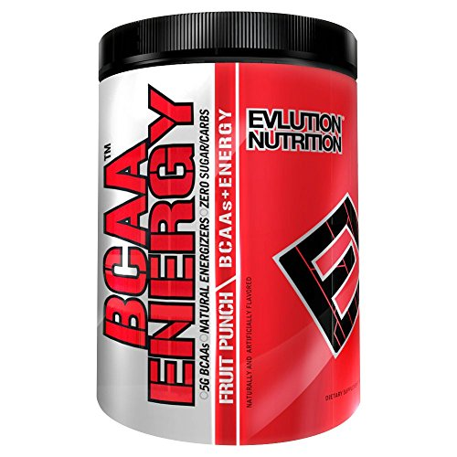 Evlution Nutrition BCAA Energy Servings