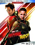 Cover Image for 'Ant-Man and The Wasp [Blu-ray + Digital]'