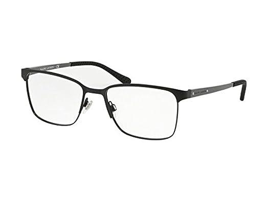 Ralph Lauren Herren Brille » RL5101«, schwarz, 9038 - schwarz
