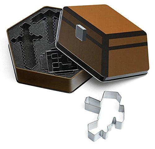 Minecraft Cookie Cutter Set (Minecraft Cookie Cutter Set compare prices)
