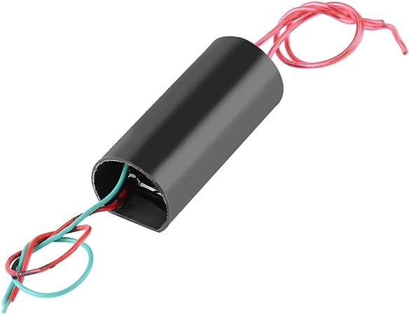 6-12V to 80kV High Voltage Pulse Generator Inverter Super Arc Pulse Ignition High Temperature Arc Igniter Module 80kV