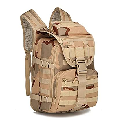 047dc4435e84 Amazon.com : Tactical Military Backpacks Molle Assault Backpack Pack ...
