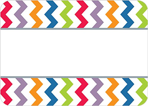 Creative Teaching Press Chevron Labels (0171)