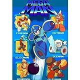 (11x17) Mega Man Characters 3-D Lenticular Video Game Poster Print Hobby 3 Dimensional Poster Print, 11x17