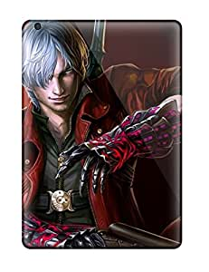 2196146K70309607 Tpu Shockproof Scratcheproof Devil May Cry Hard Case Cover For Ipad Air