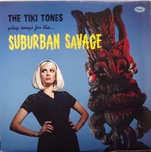 Suburban Savages [Vinyl]
