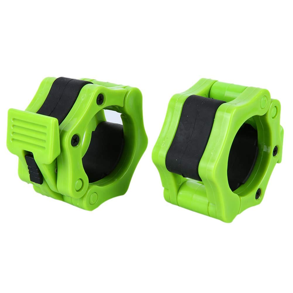 Olympic Standard Weight Bar Gym Fitness Lock Dumbbell Weightlifting Tool Barbell
