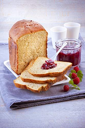 Moulinex OW6101 Home Bread Baguette Macchina del Pane con 16 Programmi Preimpostati, Capacità Extra fino a 1.5 kg,1650 W… 6
