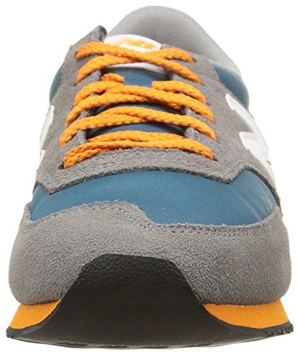 New Balance Herren Cm620 Lifestyle Tennisschuhe - GREY/GREEN (034)