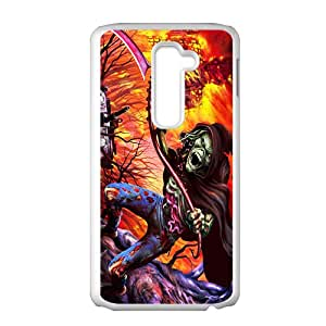Rockband Guitar hero and rock legend Fashion Cell Phone Case for LG G2