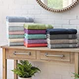 Welhome Basic 100% Cotton Towel (Coral) - 8 Piece