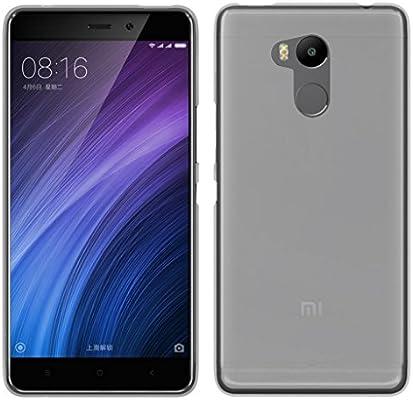 Tumundosmartphone Funda Gel TPU para XIAOMI REDMI 4 Pro Color ...