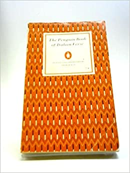 Penguin Book of Italian Verse