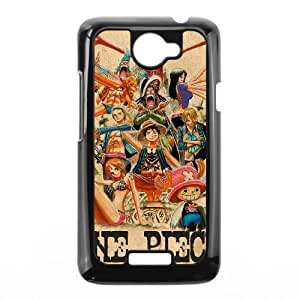 one piece HTCone X cell phone case Black Beautiful gifts KF0701353