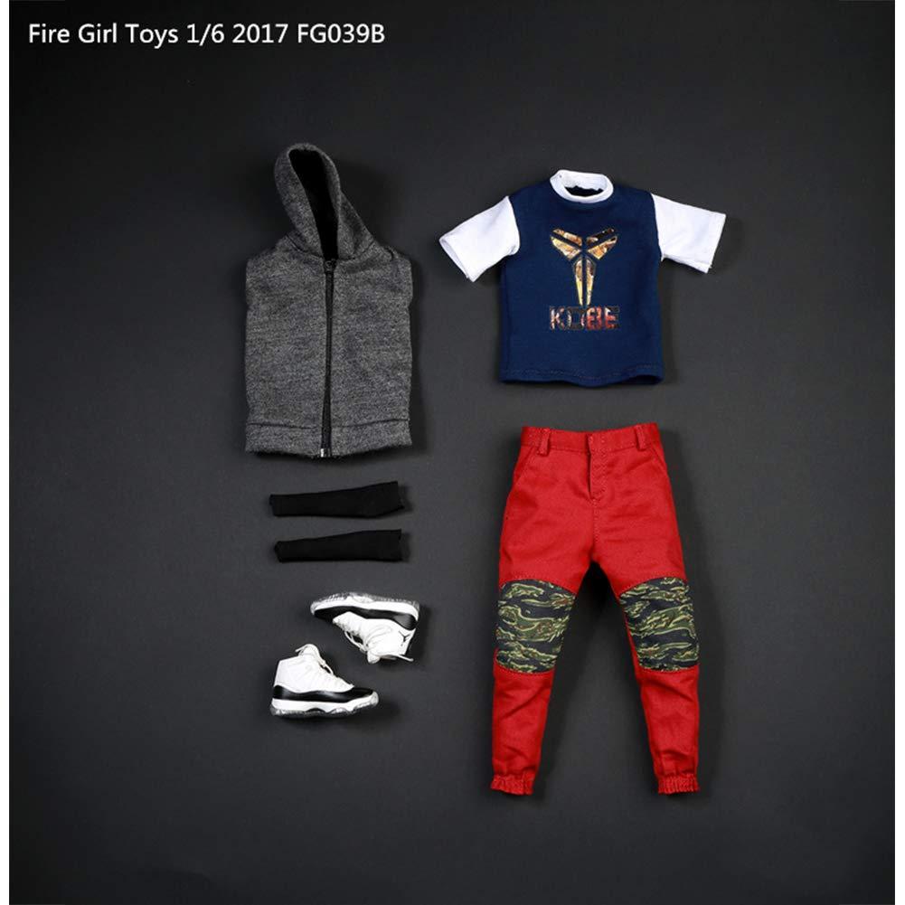 SZDM 1//6 Nouveau Costume De Poup/ée daction De Camouflage Cool pour HT VERYCOOL TTL Play PHICEN A