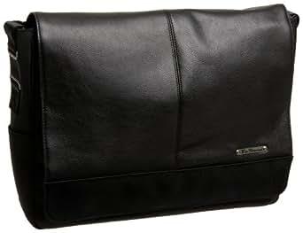 Ben Sherman Premium Messenger,Black,one size