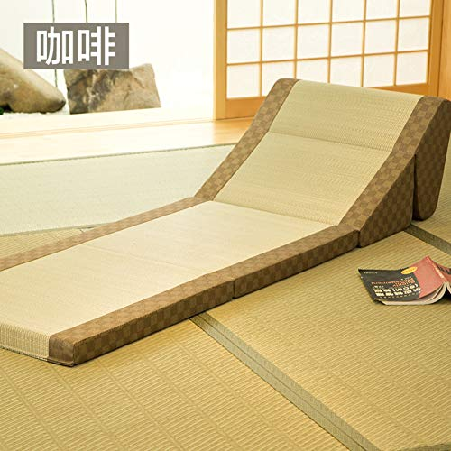 WUTRBYZ Collapsible Tatami Floor Seating,Japanese Floor Chair Zaisu Meditation Yoga Traditional Lounge Chairs Lazy (Reclining Traditional Sofa)